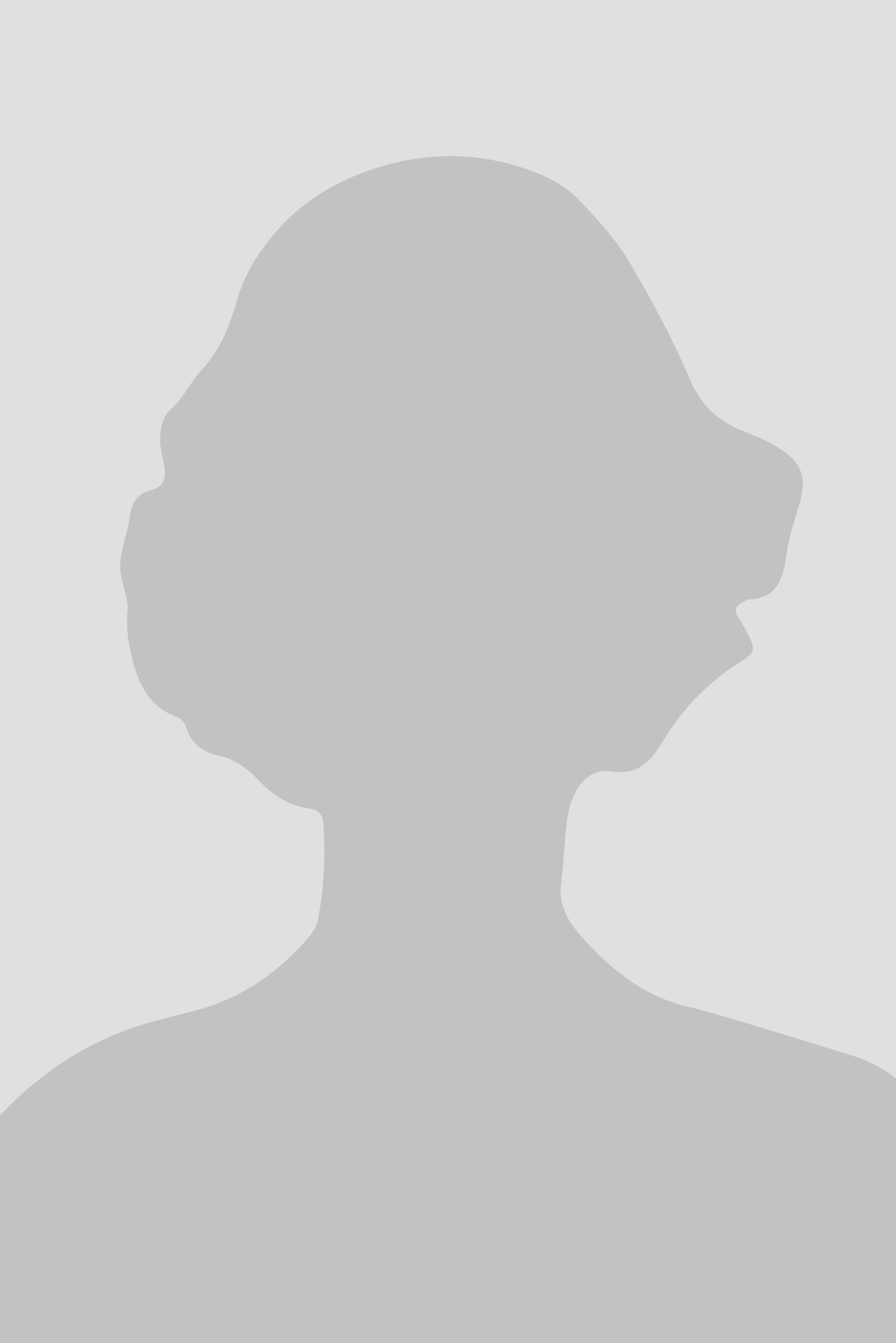 Blank Profile Photo of a Female